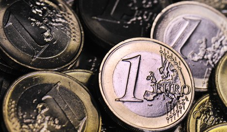 Germany to double first euro fund contribution