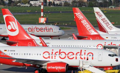 Arab airline throws lifeline to Air Berlin