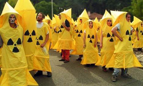 Swiss charge three in nuclear weapons case