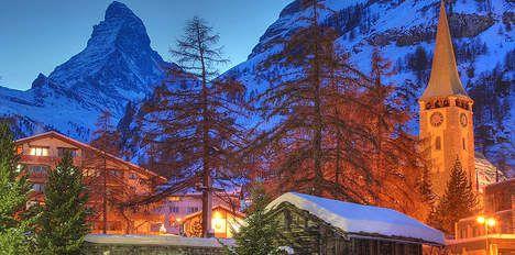 Austrian ski resorts trump Swiss in new rankings