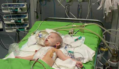 German pediatric heart device receives FDA okay