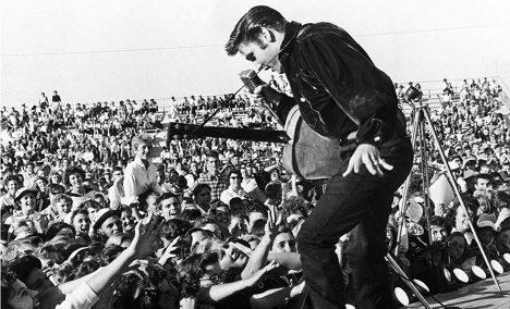 Elvis museum rocks quiet Düsseldorf