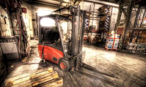 Norwegian industrial confidence dips