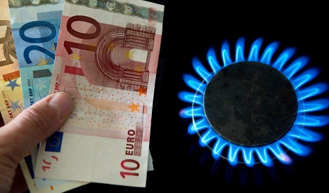 Gas company sends man €30,000 bill