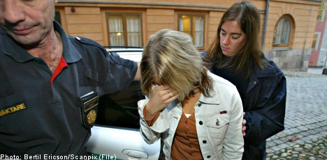 Knutby nanny who killed lover's wife set free