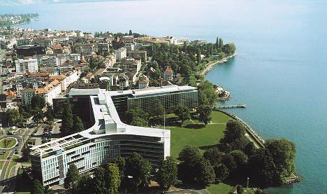 Nestlé best employer in Switzerland: survey