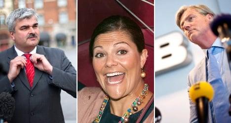 Sweden's five biggest news stories of 2011