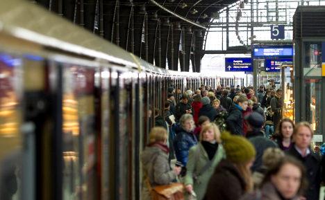 Berlin's entire S-Bahn train network shuts down