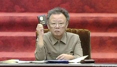 Kim Jong Il's death demands 'vigilance': Bildt
