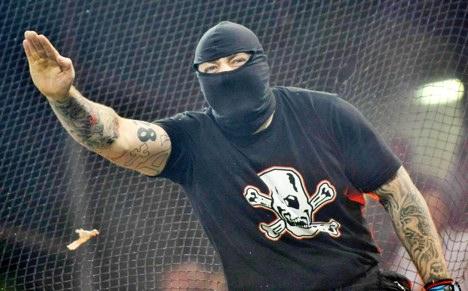 Drunk neo-Nazi fined €600 for Hitler salute