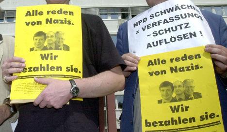 Intel agency sabotaged police in neo-Nazi case