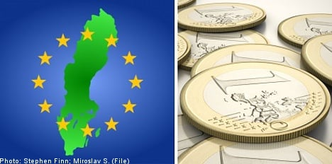 Swedes' disdain for the euro hits new heights