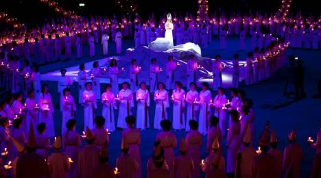 A musical celebration of Swedish Lucia