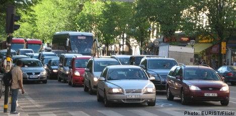 Stockholm traffic 'worst in Scandinavia': report