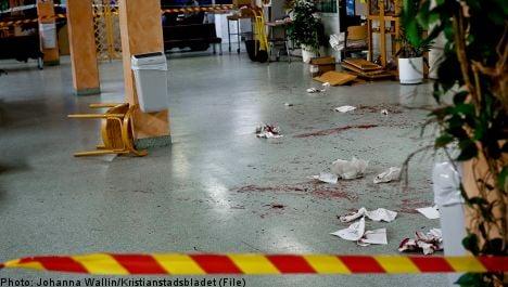 Swedish school rocked by daytime stabbing
