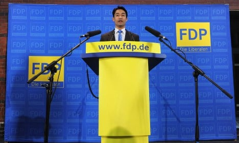 Euro-rebels fail to derail FDP in high-stakes vote