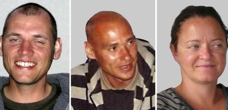 Nazi helper arrested in terrorist case