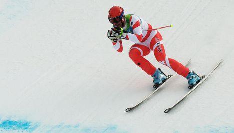 Swiss Defago wins Bormio downhill