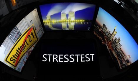 'Stresstest' is German word of the year