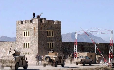Afghan war criminal loose in Munich