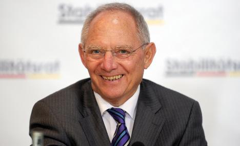Finance minister: eurozone not in danger