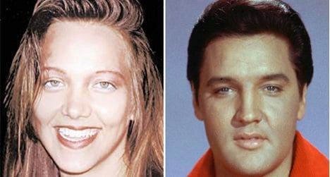 Elvis' Swedish 'daughter' sues Presley estate