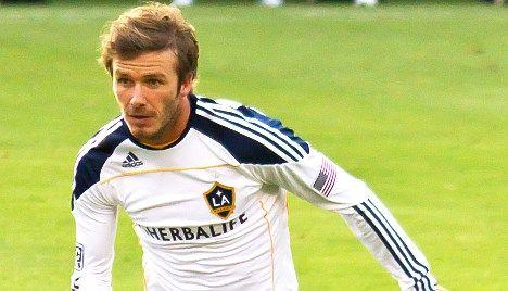 Beckham prospect divides politicians