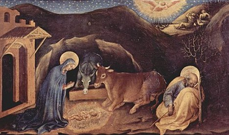 'Joseph of Nazareth' takes Nativity to Twitter