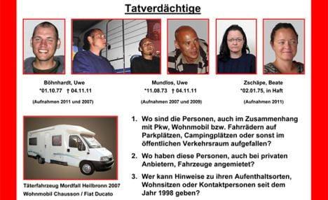 Neo-Nazi terrorists linked to Zurich rabbi murder