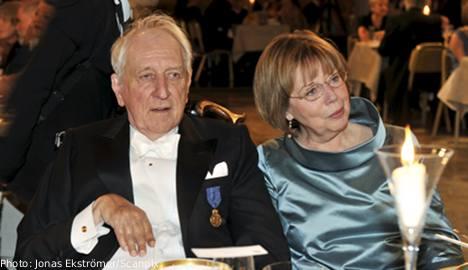 Tranströmer the focus of Nobel festivities
