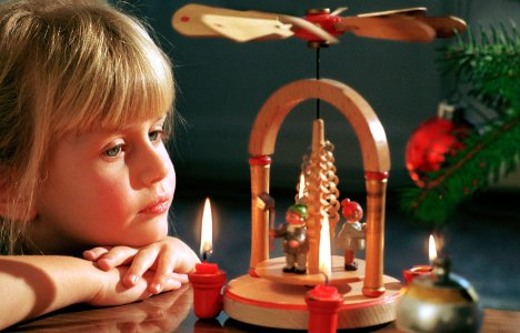 Saxony's Christmas woodcarving tradition