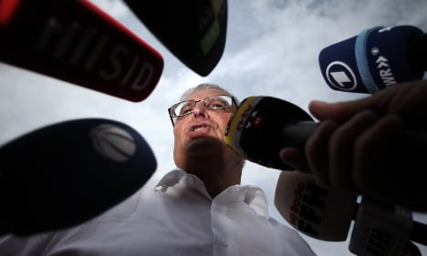 German football seeks new president
