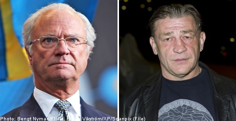 King knew of gangster meetups: Lettström