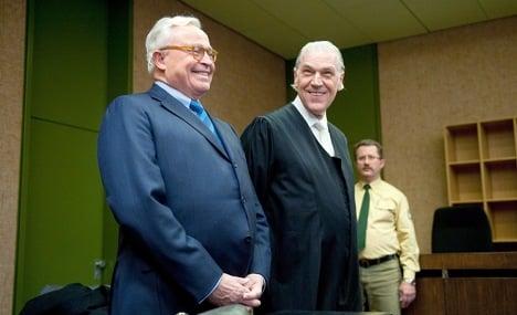 Former Deutsche Bank CEO settles fraud case