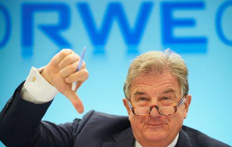 RWE abandons Gazprom joint venture talks