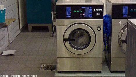 Washing machine thieves hit student dorms