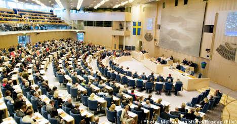 Riksdag approves tighter checks on Royal Court finances