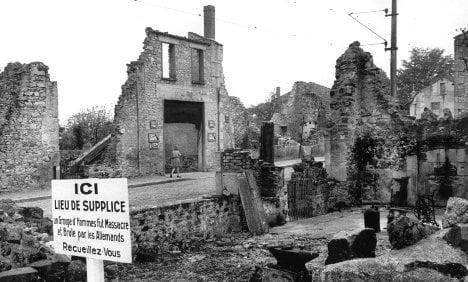 Elderly raided for WWII massacre in France