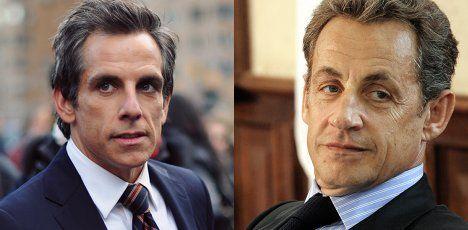 Sarko's palace 'illegally ripped Ben Stiller film'