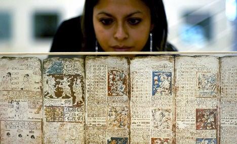 No Mayan apocalypse expected next year