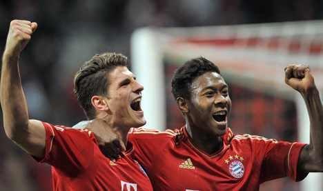Bayern Munich 'will be even better' in 2012