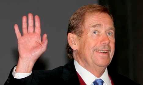 Germany praises Czech leader Havel, dead at 75