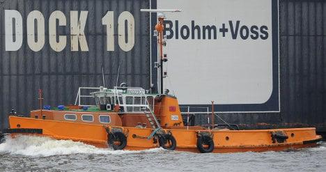 ThyssenKrupp sells shipyards business