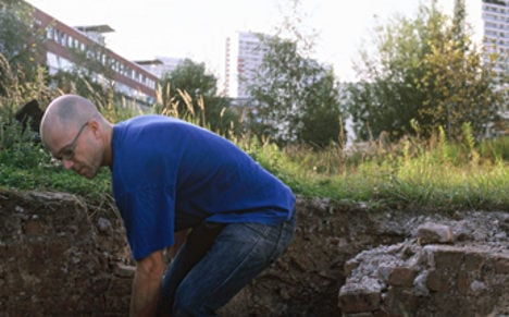 Digging up artistic Berlin