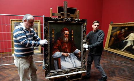 Raphael 'copy' unveiled as authentic artwork