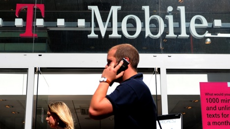 AT&T drops blocked bid for T-Mobile in US