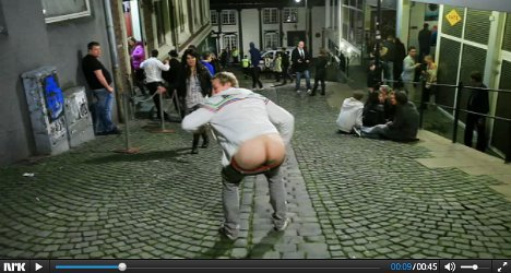 Stavanger braces for 'embarrassing' footage