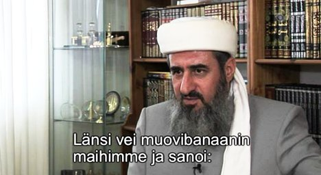 Norway Islamist calls for new US terror attacks