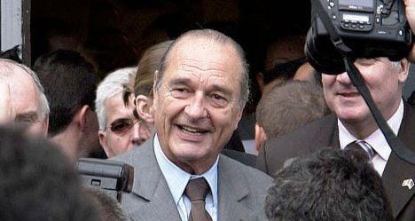Chirac escapes jail after guilty verdict
