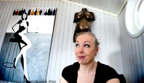 Swedish 'sex school founder' admits faking it